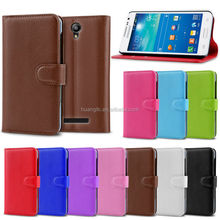 For Samsung Galaxy Win Pro G3812 Stand Wallet PU Leather Case Phone Bag