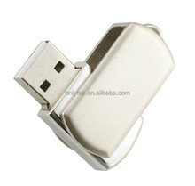 USB2.0 High speed Metal USB Drive with Free laser logo Memory Stick