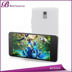 5 inch SoFIA-3G-R X86 64bit 1.2GHz quad core 1280X720 IPS screen phone mobile