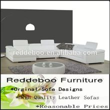 Sala pública sofá-pu muebles