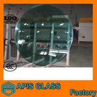 High Qualtiy Tempered Tabletop Glass for Furniture Glass