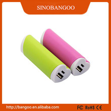 Alibaba express hot selling power banks heart shape power bank with LED as gift