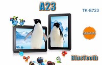 Hot model 7 inch tablet PC Allwinner A23 android tablet bluetooth Q88 With CE ROHS