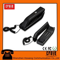 Hot selling Basic telephone ,trimline phone