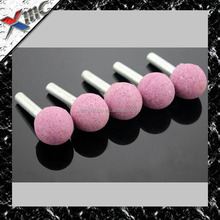 pink Ceramic Grinding Stone for stainless with all kinds of grit