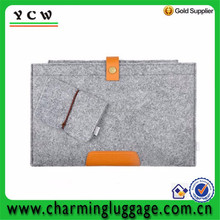 Felt carry sleeve bag case cover bag laptop