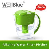 Professional Pitcher Water Filter Alkaline -PF601 (pH 8.5-10.4 ,ORP -150mv to-300mv)
