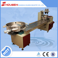 Automatichorizontal taffy cut and wrap machine with CE certification