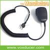 Intercom Interphone Speaker for Handheld Radio with PTT Speaker for Walkie Talkie