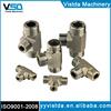 Hydraulic O-Ring Face Seal Tee FS2603 hydraulic hose fittings