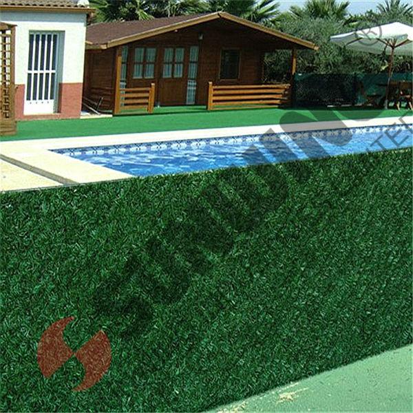 Barato cerca grama para piscina, Jardim cerca de ...