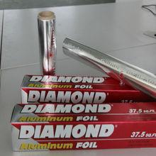 Diamond household/hairdressing/pharmaceutical aluminium foil