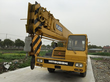 4-section boom Brand new Kato 25ton mobile crane NK250E hydraulic and pilot control