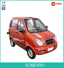 Professional Design Electric Cars with Open Roof