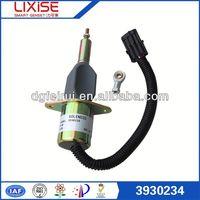 3930234 Compatible with komatsu diesel engine stop shutdown solenoid