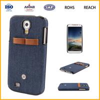China supplier custom flip leather case for lg e400 optimus l3