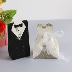 Bride and groom wedding gift boxes wholesale