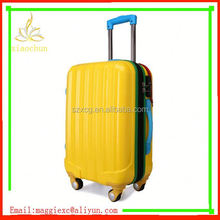 xc-470 cheap factory closeout 4pcs trolley luggage set stock suitcase