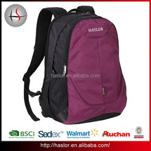 2015 large capacity popular school backpack for college students