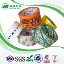 Low Cost Strong Film Adhesive Colored Packing Tape