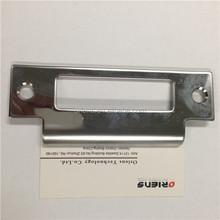 china metal door frame strike plate/ door hardware/ door accessories