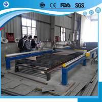CNC plasma cutting machines used for metal plate