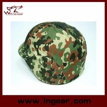 US Army M88 PASGT Helmet Cover German Camo Woodland