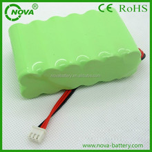 14.4v 1500mah rechargeable battery for robot vacuum cleaner