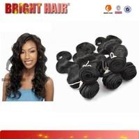 Hot selling virgin hair indian hair remy milky way 100 human hair accept paypal