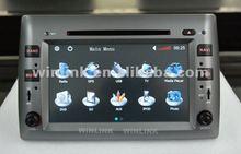 2012 NEW 8 inch IN DASH For FIAT STILO CAR DVD PLAYER