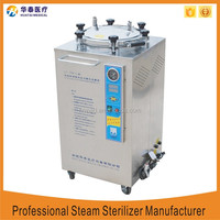 LED Digital Display Pressure Industrial Vertical Steam Sterilizer