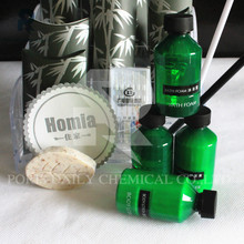 2015 fashion design charming fragrance bottle wholesale hotel hair shampoo