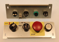 Schindler audit panel control for station ASIXA 34