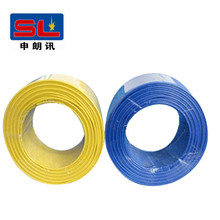low voltage wire electrical pvc solid cooper