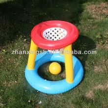 China factory sale pvc inflatable basketball backboard