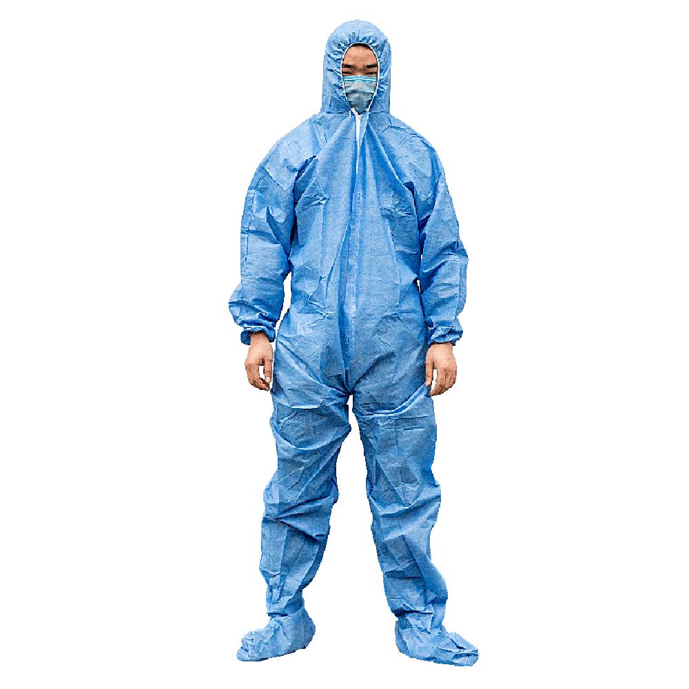 Vêtements De Protection jetables Sms Combinaison