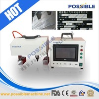 2015 Hot sell Possible brand machine parameter plate engraver system