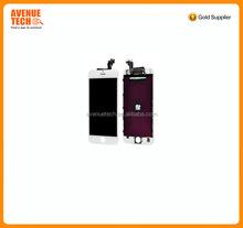Hot selling Original lower price Full OEM lcd screen digitizer for iphone 5s lcd display original iphone lcd wholesale