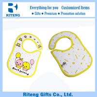 New Years Cute Saying Private Label Bib