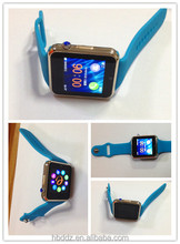 2015 new product Bluetooth smartwatch good design model of smart watch mobile phone