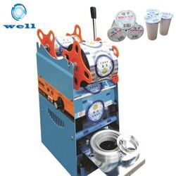 Plastic Cup Sealing Machine Cup Sealer
