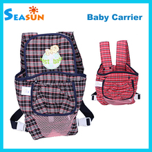 2015 hot sell ergonomic baby carrier cotton baby carrier fashion baby carriers