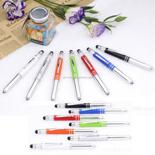 Cheap have spring metal all sorts of color ballpoint pen