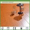 Elegant water resistant wood flooring
