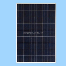 High Quality Polycrystalline Cheapest 250W Solar Power Panel for Home