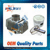 High Quality Motorcycle Parts Cylinder Block kit for KAWASAKI 110 ENGINE 53mm diameter Cylinder set