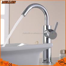 Brass body zinc single handle water basin faucet(mixer,tap)