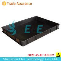 541X366X190 esd conductive pp corrugated box