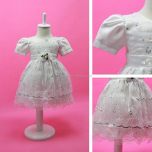 2015 Frock Designs Baby Clothes For Kids 2 To 7 Years Old Wholesale From China