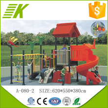2015 new desgin outdoor toy play equipment for sale